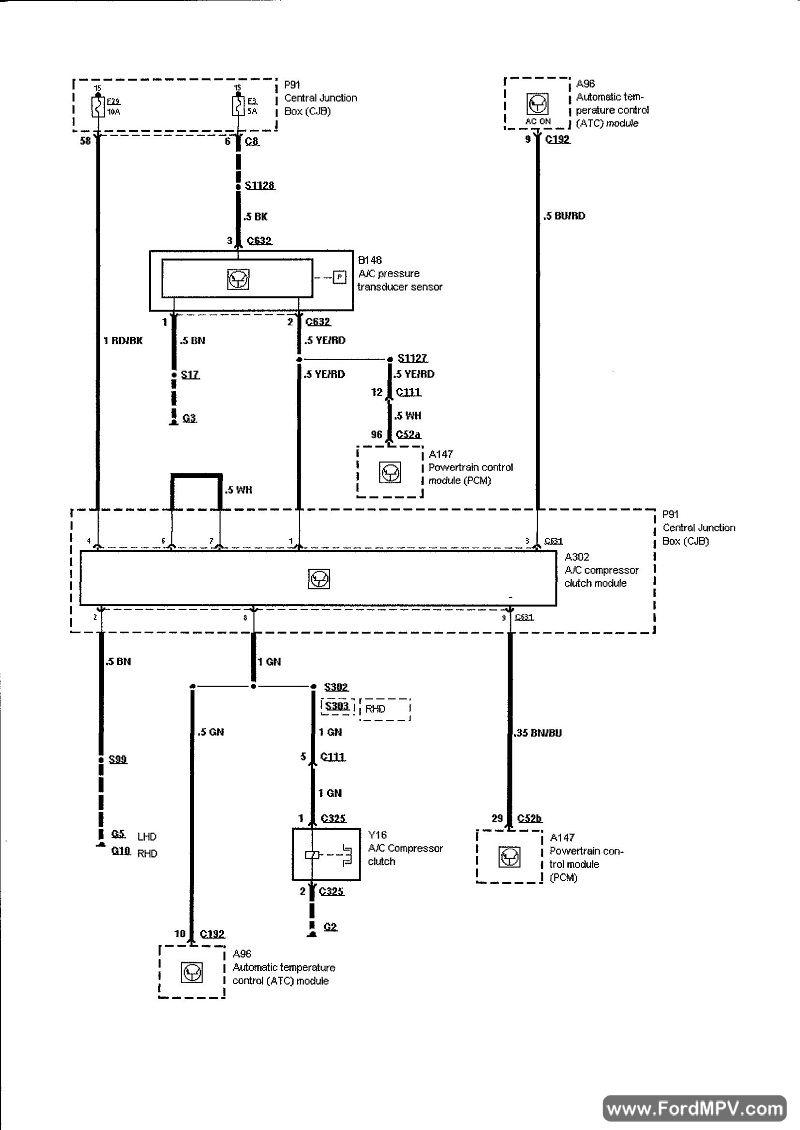Central Locking Wiring Diagram Ford Galaxy - 2002 4runner Engine Diagram  for Wiring Diagram SchematicsWiring Diagram Schematics