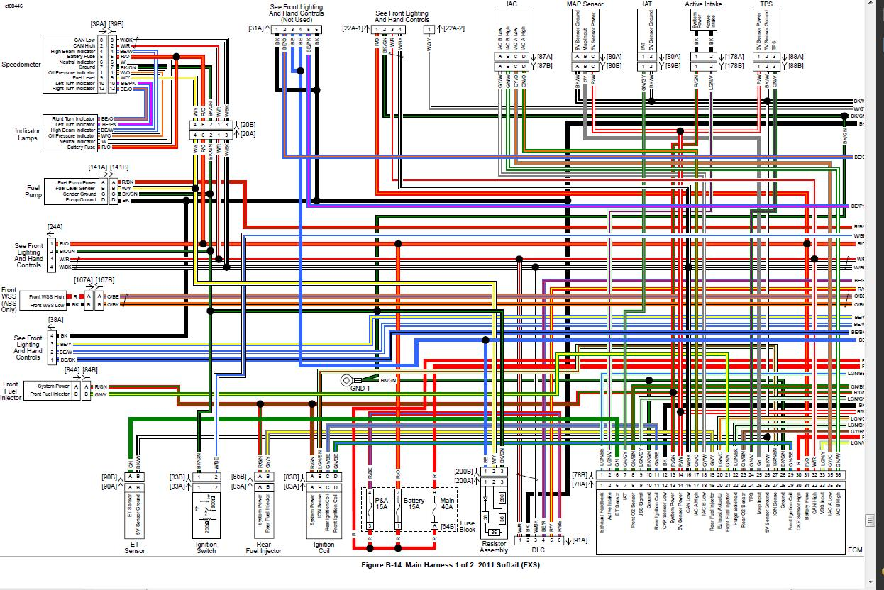 Sportster Wiring Diagram 2009 - Wiring Diagram