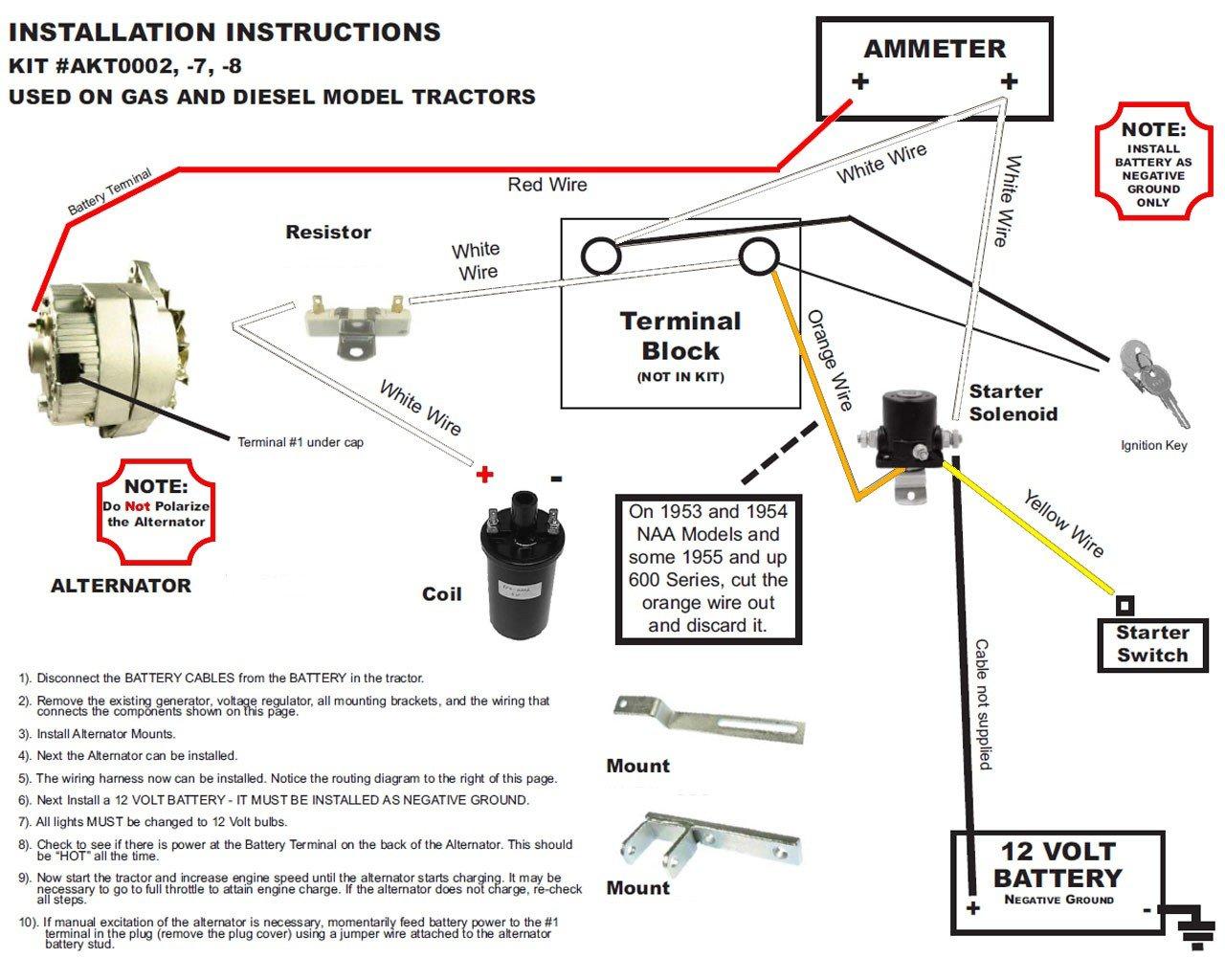 ford 861 12 volt wiring diagram ev 6058  ford tractor 12v wiring diagram on 860 ford tractor  ford tractor 12v wiring diagram on 860