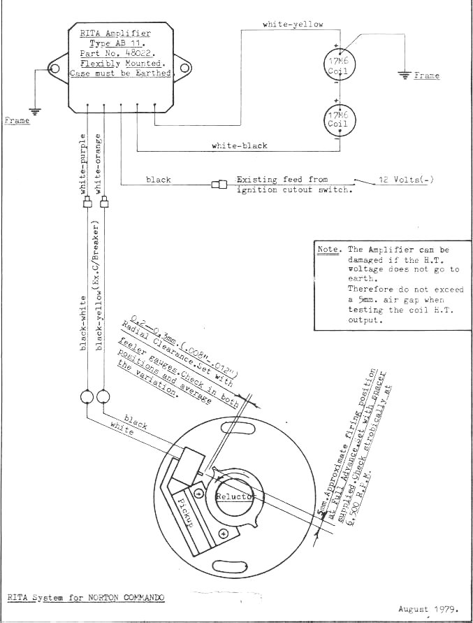 Rz 4794  Electronic Ignition Wiring Download Diagram