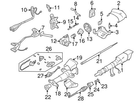 VC_4831] Chevy S10 Steering Column Parts Diagram Wiring DiagramAnimo Strai Numdin Boapu Mohammedshrine Librar Wiring 101