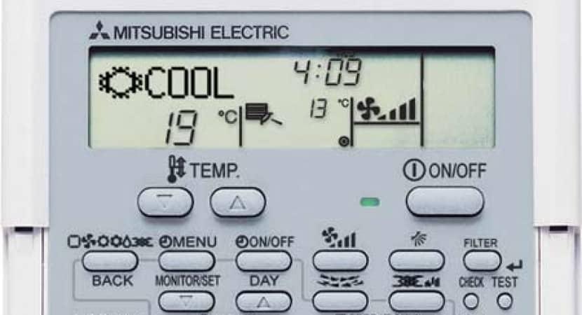 Mitsubishi Electric Par 21maa Fault Codes