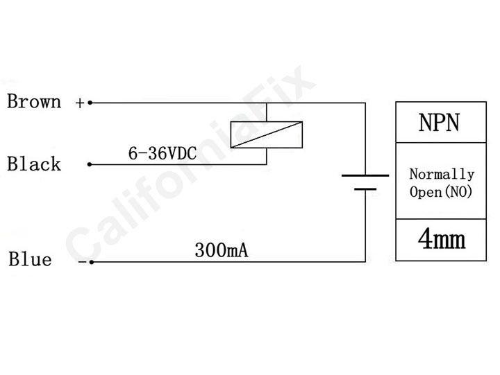 electrical diagram alternator 19020616 2 wire proximity switch wiring diagram a4 wiring diagram  2 wire proximity switch wiring diagram