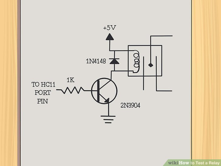 Fine 3 Ways To Test A Relay Wikihow Wiring Cloud Ymoonsalvmohammedshrineorg