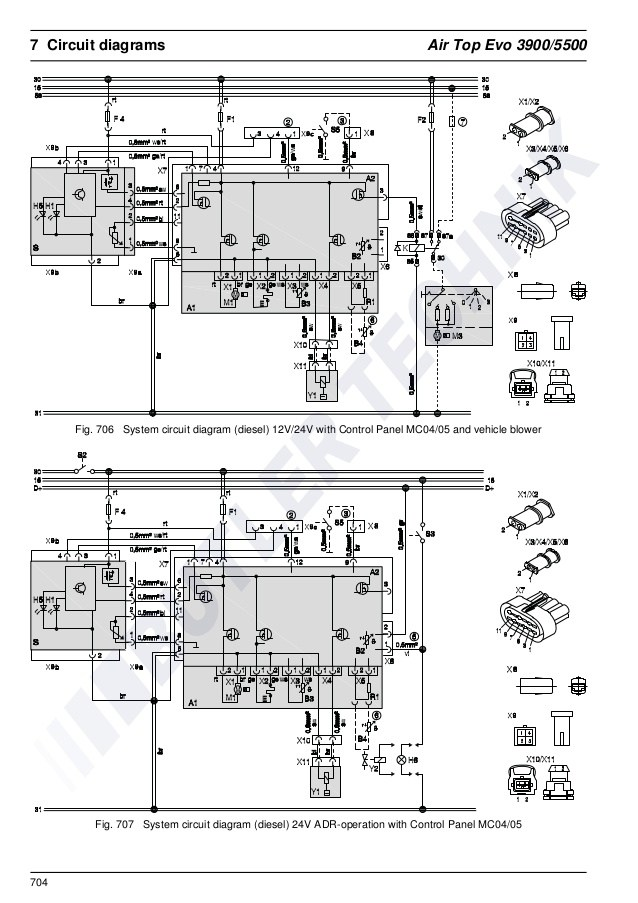 Tenfjord 5880 Wiring Diagram