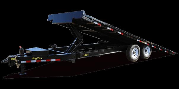 Terrific Big Tex Trailers 14Ot Heavy Duty Over The Axle Tilt Bed Equipment Wiring Cloud Hemtegremohammedshrineorg