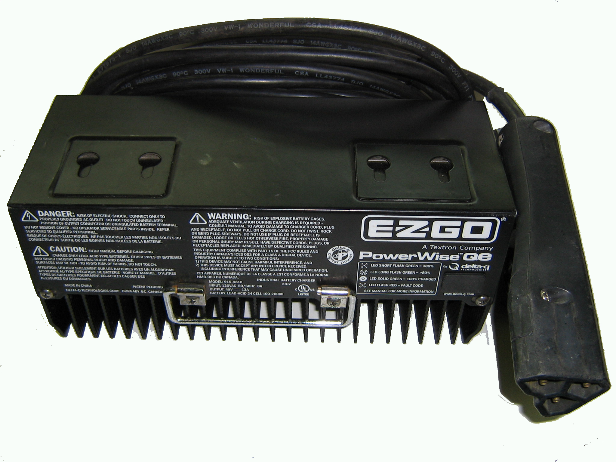 Fm 8622 Ez Go Textron Battery Charger Wiring Diagram Wiring