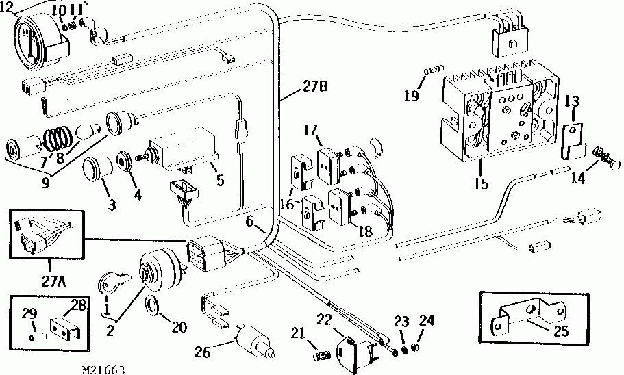 MK_0503] Wiring Diagram John Deere 140 Schematic WiringPendu Greas Wigeg Mohammedshrine Librar Wiring 101