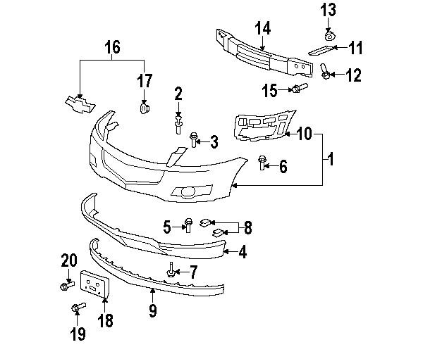 Me 7281  2011 Chevy Traverse Engine Diagram Download Diagram