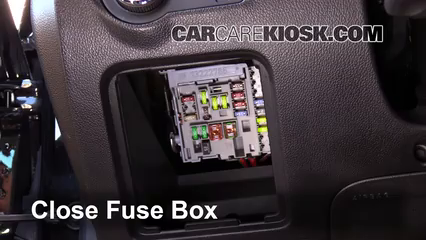 2011 Chevy Cruze Fuse Box Wiring Diagram Central Central Frankmotors Es