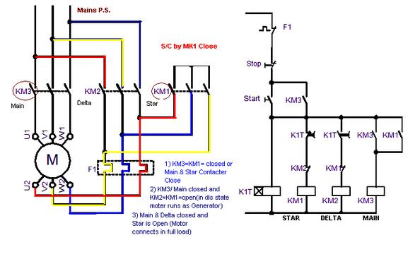 Rf 1225 Wiring Diagram Of Star Delta Starter With Timer Download Diagram