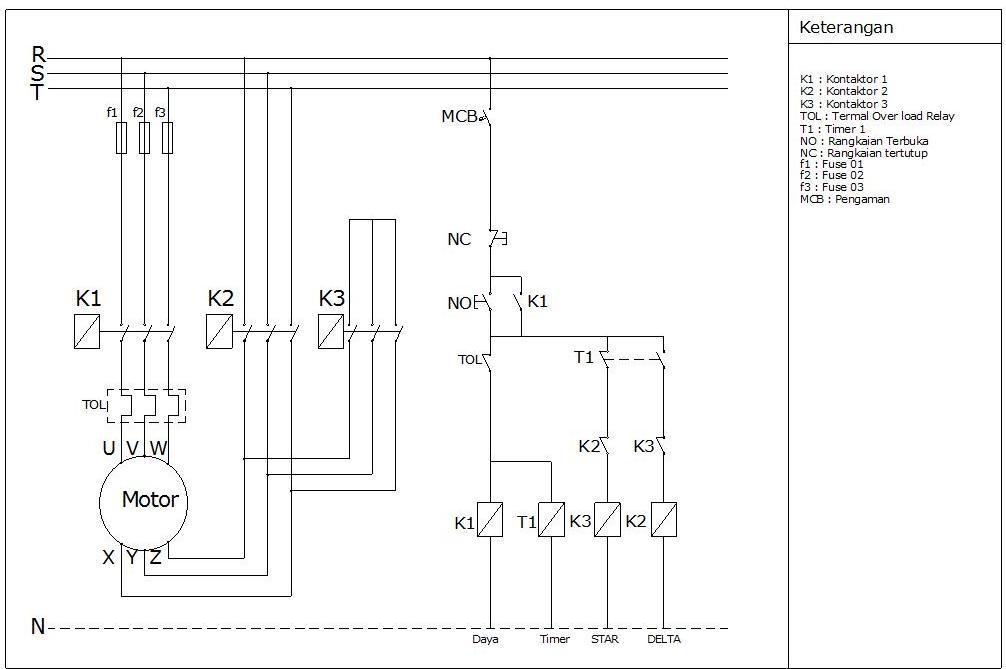 Fk 0469 Wiring Diagram Of Star Delta Starter With Timer Download Diagram