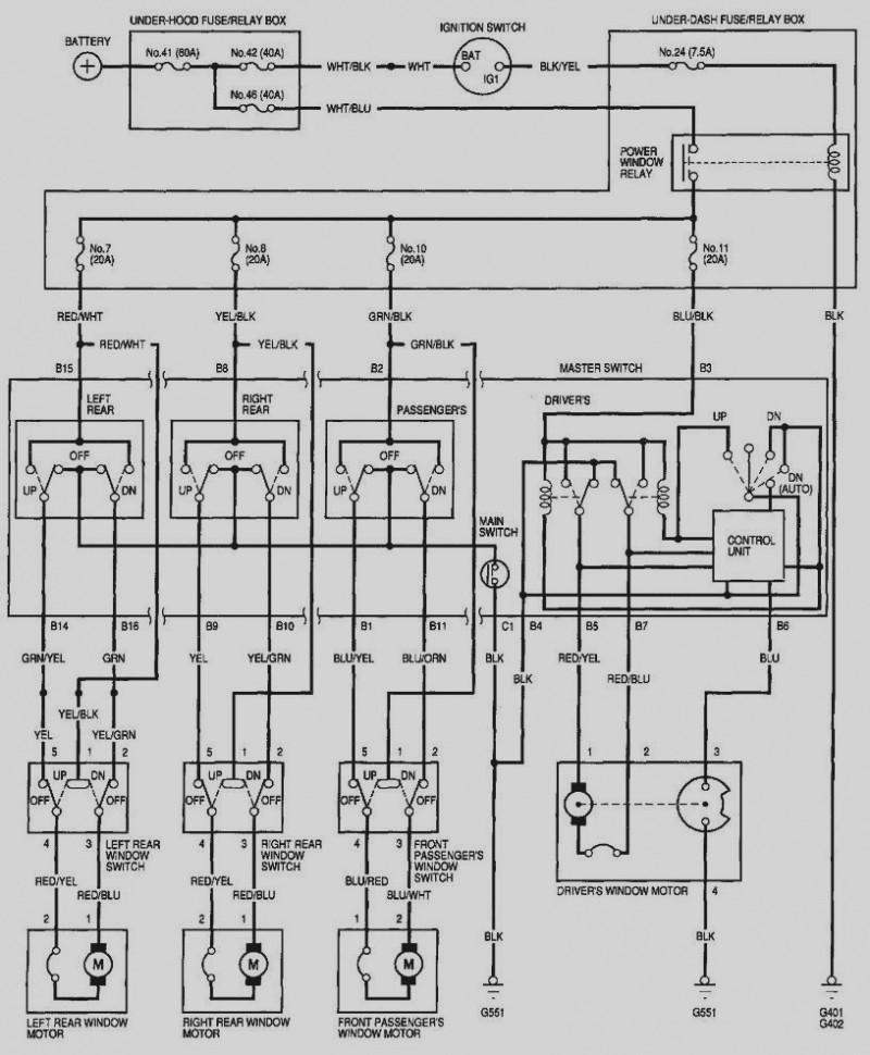 2002 Accord Window Wiring Diagram - Wiring Diagrams Name advice-miner -  advice-miner.illabirintodellacreativita.it | 2005 Honda Civic Power Window Wiring Diagram |  | advice-miner.illabirintodellacreativita.it
