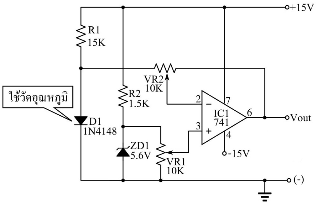 Miraculous Temperature Sensor Circuit Using 1N4148 Diode Circuit Diagram Wiring Cloud Cranvenetmohammedshrineorg