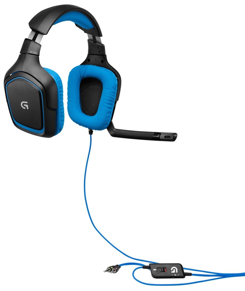 Stupendous G430 Surround Sound Gaming Headset Logitech Support Wiring Cloud Filiciilluminateatxorg