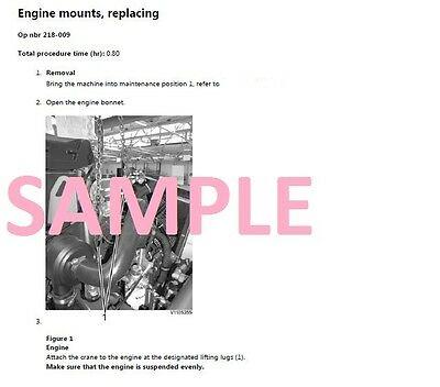 Groovy Volvo L120C Wheel Loader Service And Repair Manual 40 00 Picclick Wiring Cloud Hemtshollocom
