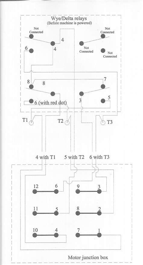NT_3998] 220V 5 Wire Diagram Schematic WiringPerm Tron Mohammedshrine Librar Wiring 101