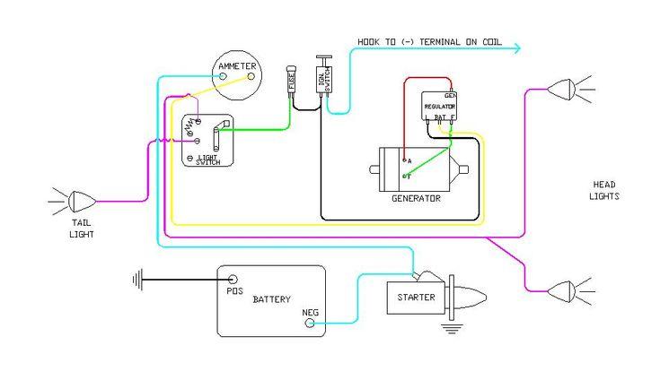 wo5026 ih farmall super a wiring diagram free diagram
