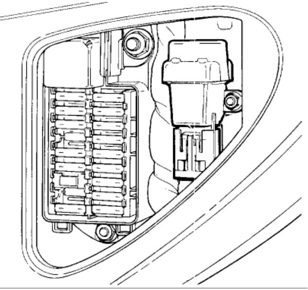 2003 Jaguar Xkr Fuse Box Fog Lamp Wiring Diagram V6 Bullet Squier Corolla Waystar Fr