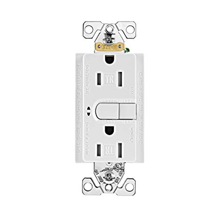 Lg 1680 Wiring 2 Gfci Outlets In Series