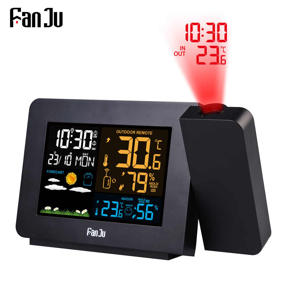 Surprising Detail Feedback Questions About Fanju Alarm Projection Clock Led Wiring Cloud Eachirenstrafr09Org