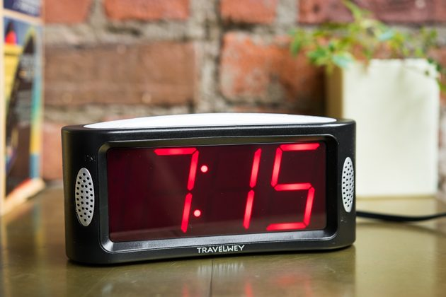 Fine The Best Alarm Clock Reviews By Wirecutter A New York Times Company Wiring Cloud Eachirenstrafr09Org