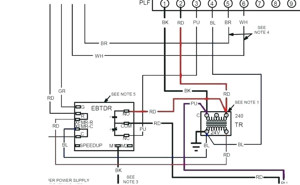 Goodman Fan Relay Wiring Diagram