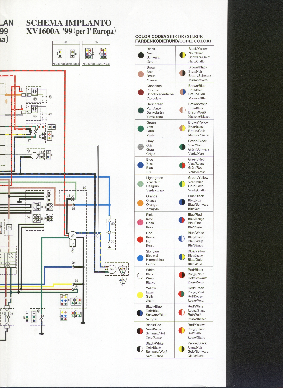 Yamaha V Star Wiring Diagram - Wiring Diagrams Database  diamondcarservice.it