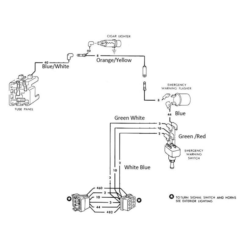 Engine Wiring Diagram 1965 Mustang