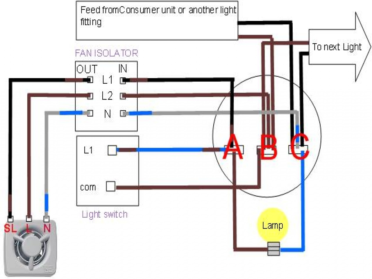 A Bath Fan Light Wiring Diagrams - Utility Trailer Plug Wiring Schematic  for Wiring Diagram Schematics | Bathroom Fan Light Wire Diagram |  | Wiring Diagram Schematics