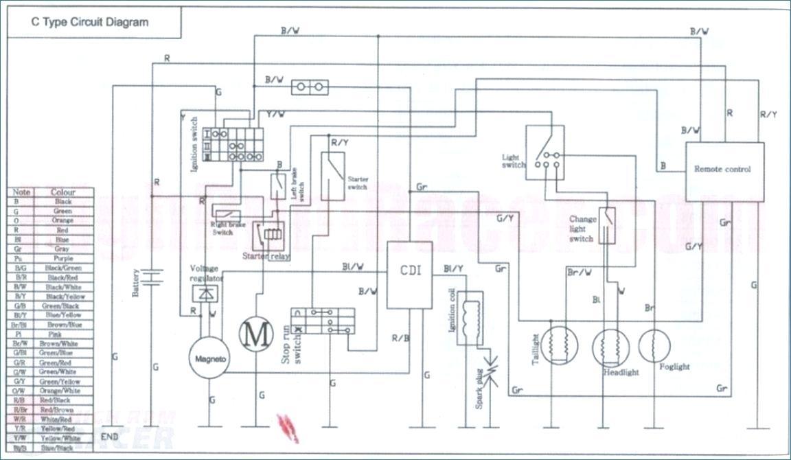 cy9600 atv cdi wiring diagrams engine wiring diagram image