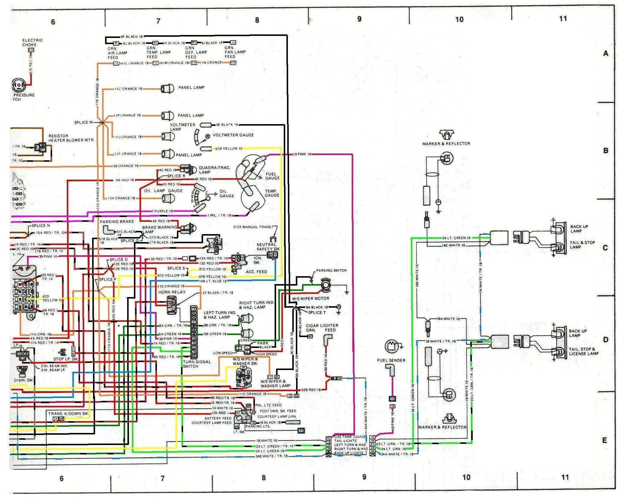 1971 Jeep Wagoneer Wiring Diagram Ac Generator Wiring Schematic 5pin Citroen Wirings Jeanjaures37 Fr