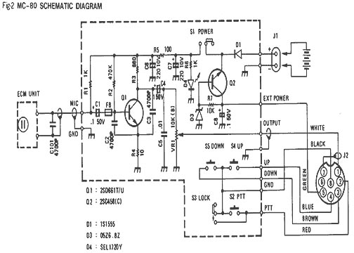 [DIAGRAM_34OR]  KK_9275] Cb Radio Mic Wiring Kenwood Mc 60 Schematic Wiring | Kenwood Mc 42s Mic Wiring Diagram |  | Cran Ilari Viewor Mohammedshrine Librar Wiring 101