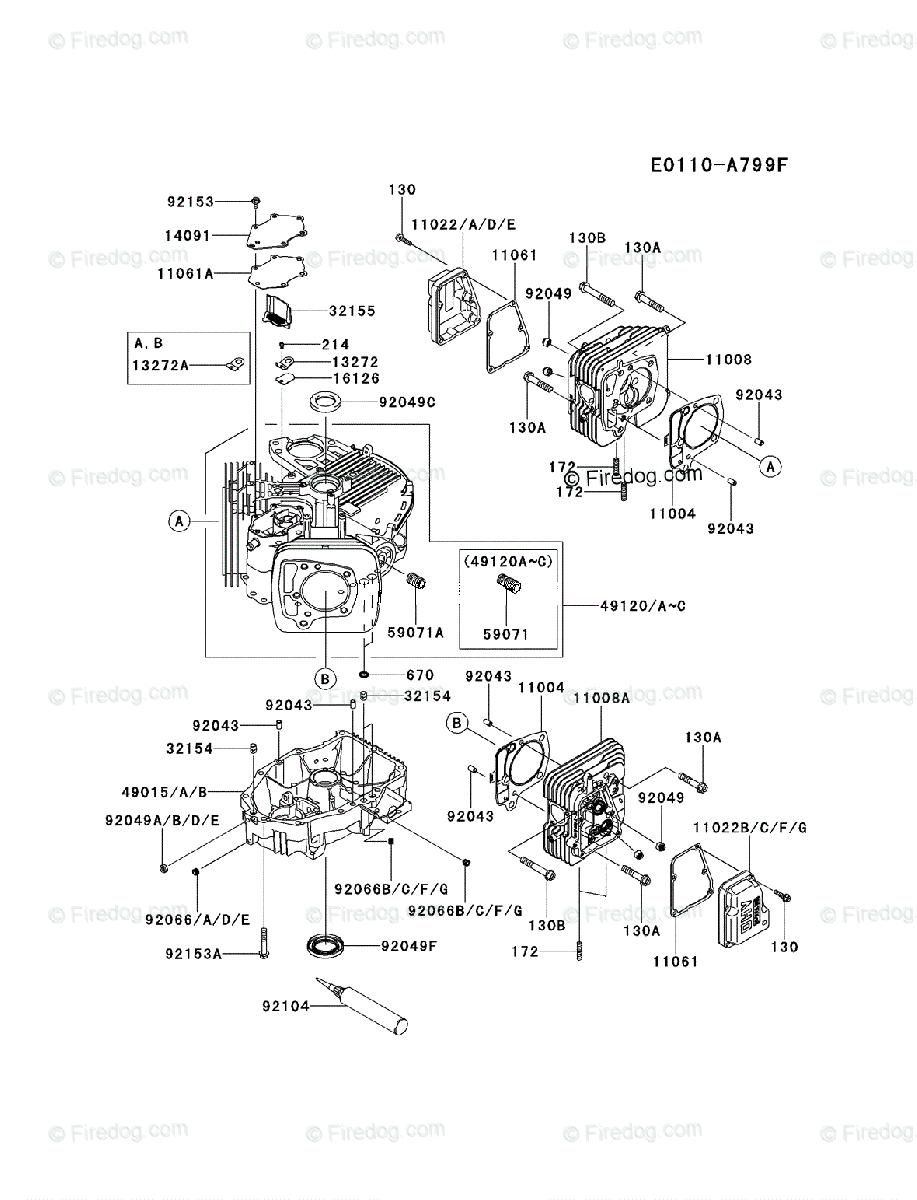CC_2879] Kawasaki Engine Parts Diagrams Schematic Wiring