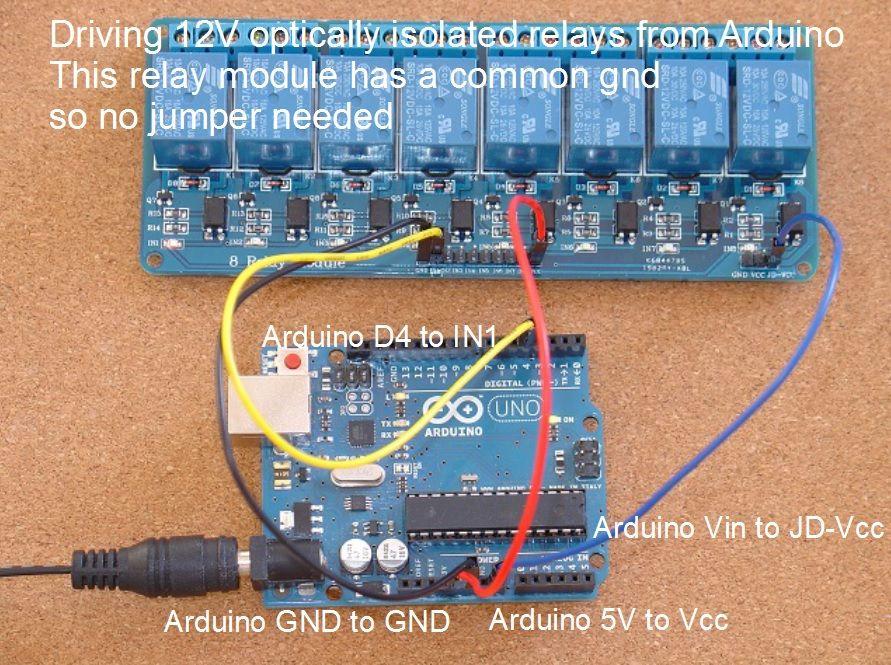 Strange Home Automation How To Add Relays To Arduino 9 Steps Wiring Cloud Lukepaidewilluminateatxorg