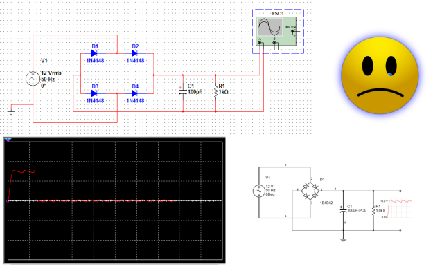 Brilliant Full Wave Rectifier Circuit Not Working All About Circuits Wiring Cloud Orsalboapumohammedshrineorg