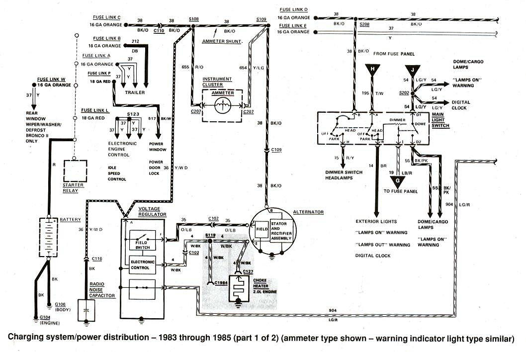 wiring diagram for a 1986 ford f150 tm 5304  1990 ford mustang fuse box diagram ford bronco wiring  1990 ford mustang fuse box diagram ford