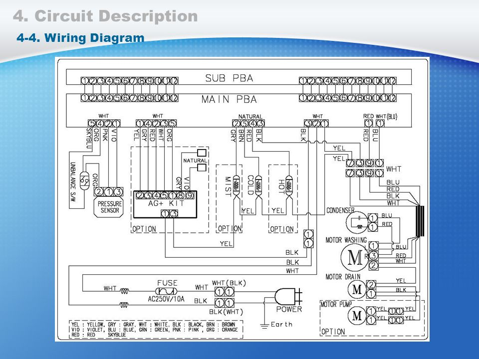 Zl 3739  Washer Wiring Diagram Schematic As Well As