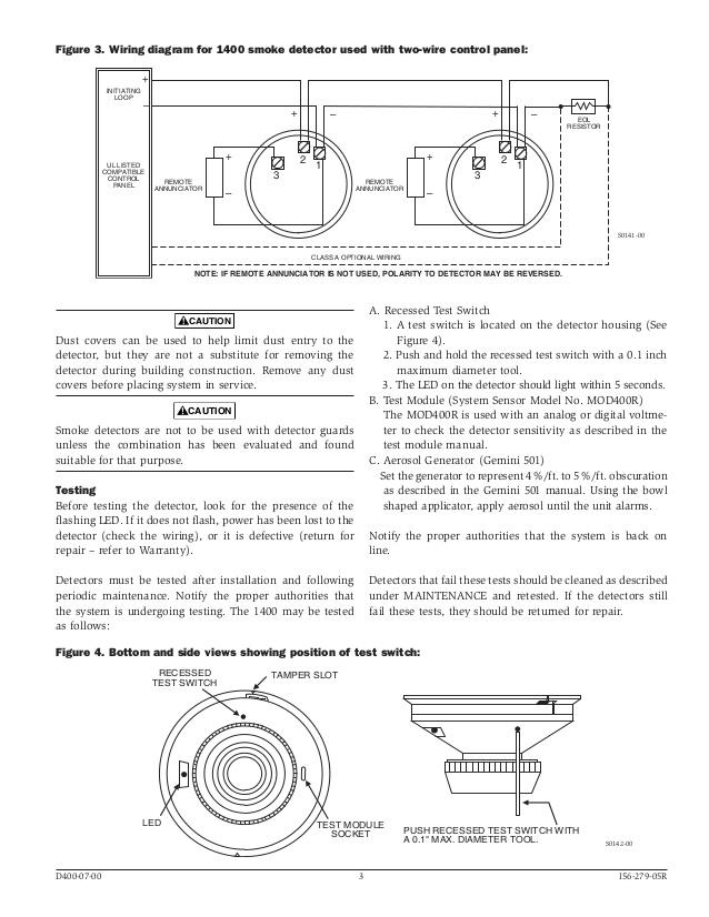 ta4585 smoke alarm wiring diagram on old smoke detectors