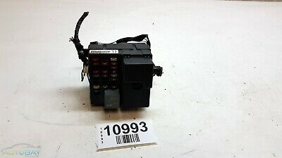 Swell 98 00 Toyota Sienna Ce Under Hood Engine Fuse Relay Box Assembly Oem Wiring Cloud Waroletkolfr09Org