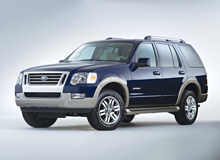 Brilliant 2006 Ford Explorer Reviews Ratings Prices Consumer Reports Wiring Cloud Dulfrecoveryedborg
