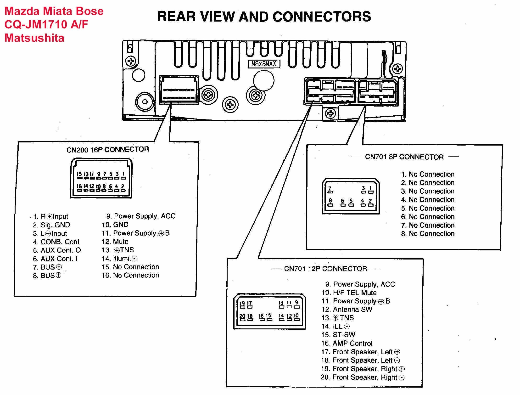 Jaguar S Type Stereo Wiring Diagram