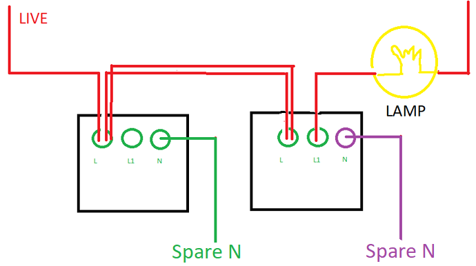 Swell Smart 2 Way Switches With Ordinary Smart Wall Switches Share Your Wiring Cloud Picalendutblikvittorg