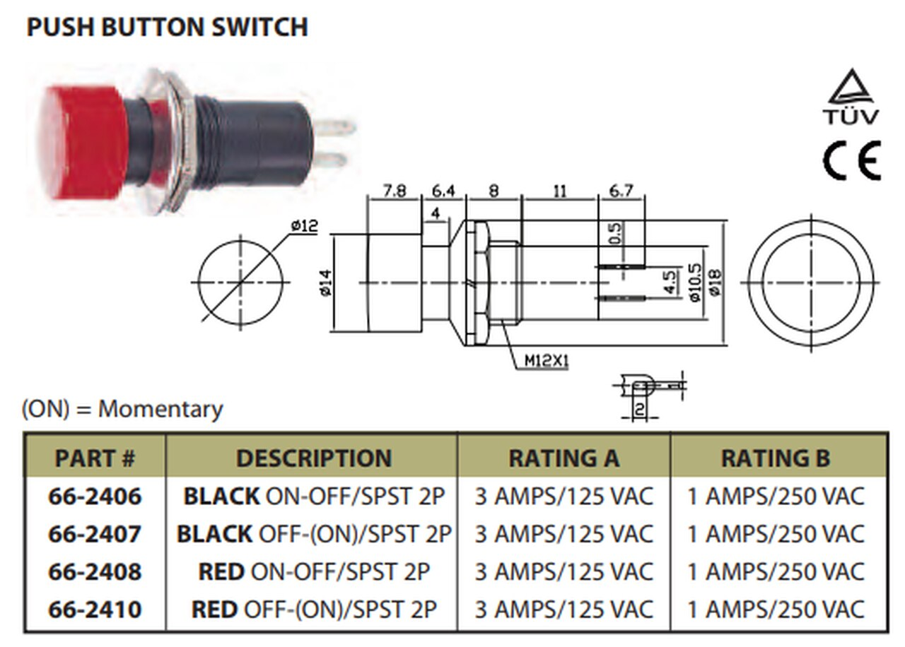 Spst Switch Wiring Diagram