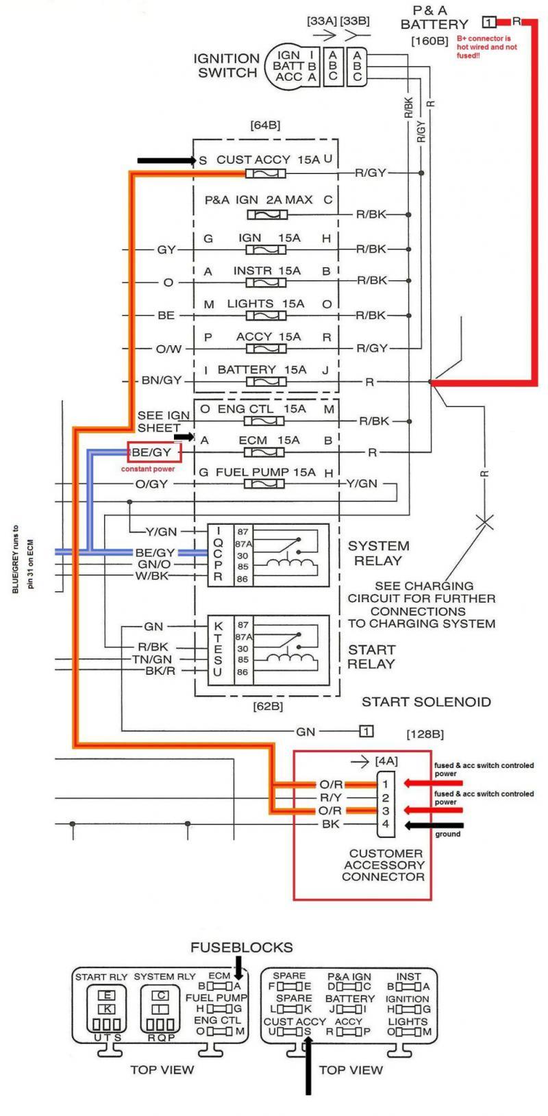 2011 Harley Davidson Street Glide Wiring Diagram
