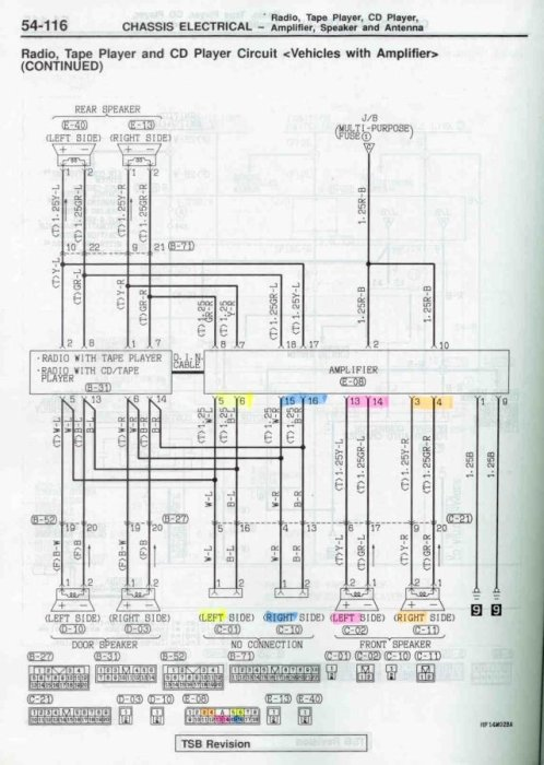1995 Mitsubishi Eclipse Gsx Wiring Diagram