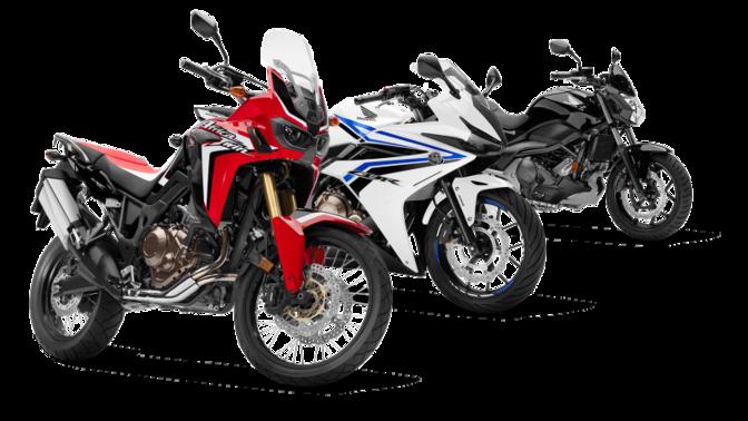 Motorcycle Honda Dealer
