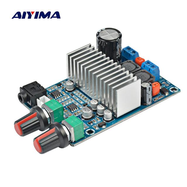 Marvelous Aiyima Tpa3116 Subwoofer Amplifier Board Tpa3116D2 Audio Amplifiers Wiring Cloud Licukosporaidewilluminateatxorg