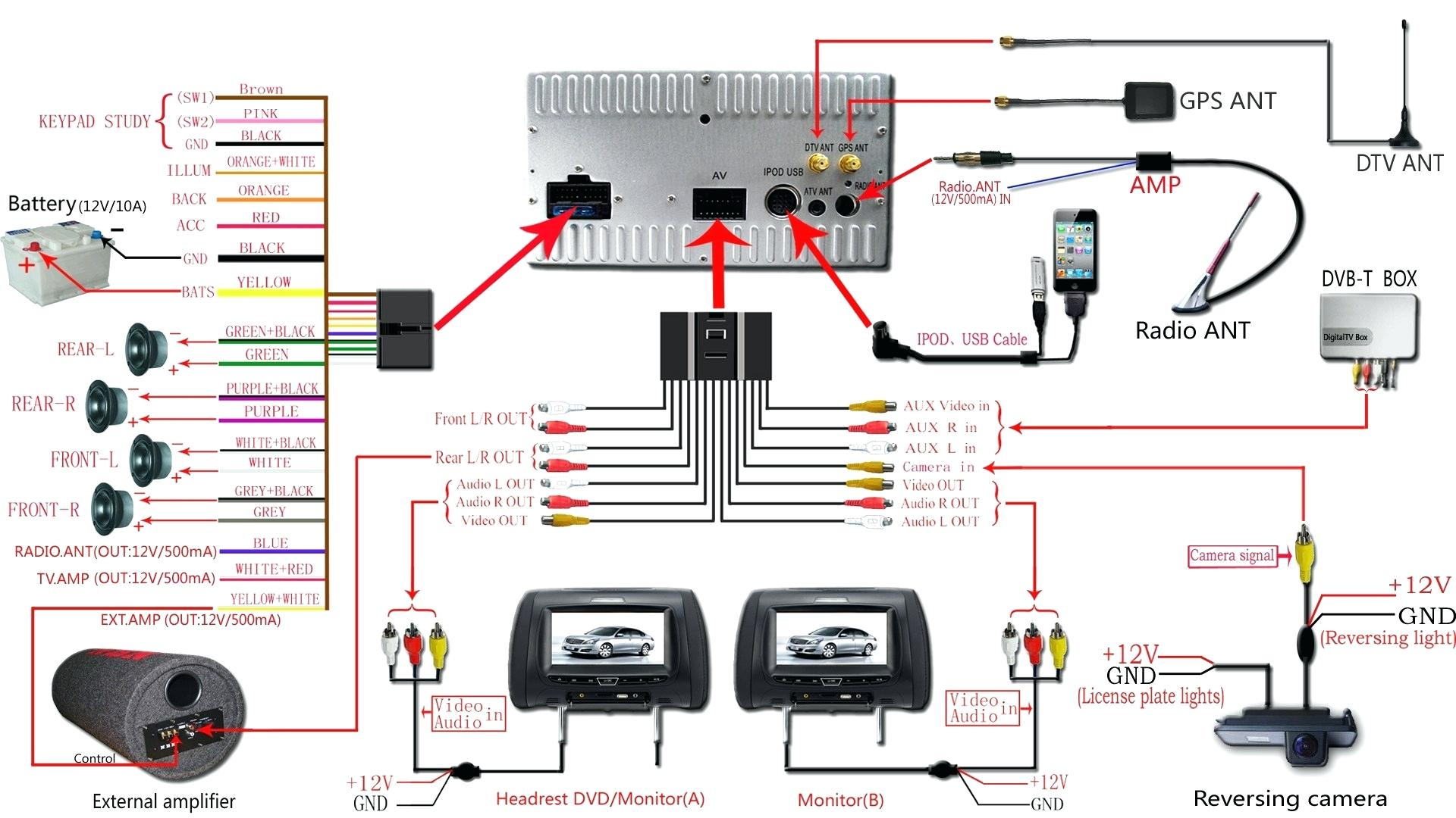 Excellent Wire Diagram Pioneer Avh P3400Bh Wiring Library Wiring Cloud Licukshollocom