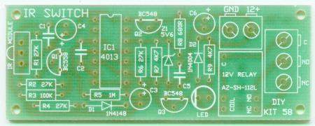 Awesome Paporit Kit 58 Ir Remote Toggle Switch Wiring Cloud Xempagosophoxytasticioscodnessplanboapumohammedshrineorg